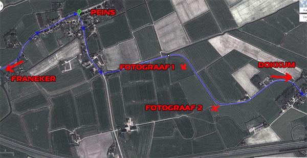Locatie Fotografen 11 stedentocht Motoren/Auto's