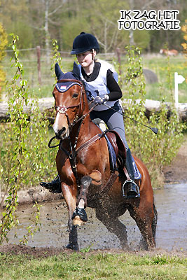 Trainings- en Kennismakingsdag Eventing, Noord Nederland, 01-05-2013