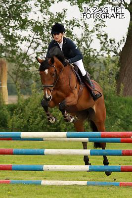 Jumping Franeker, 18-05-2012