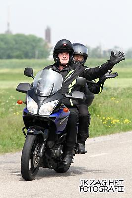 Elfstedentocht Motoren/Auto's, 28-05-2012