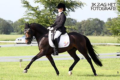 Selectiewedstrijd De Drie Stromen, Vinkega, 08-07-2011